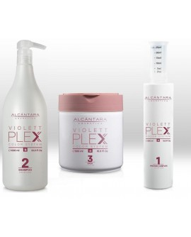 Pack Color Care Plex Alcantara Violett