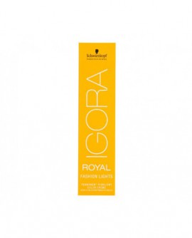 SCHWARZKOPF TINTE IGORA ROYAL FASHION LIGHTS