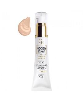 GOLDEN ROSE - Liquid Powder Mineral Fondation