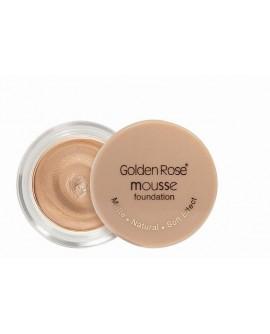 GOLDEN ROSE - Mousse Foundation