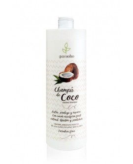 GREENSOHO CAMPU  1000 ML CHP DE COCO NUTRIENTE