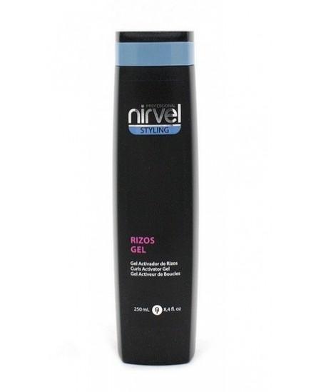 NIRVEL GEL ACTIVADOR DE RIZOS 250 ml