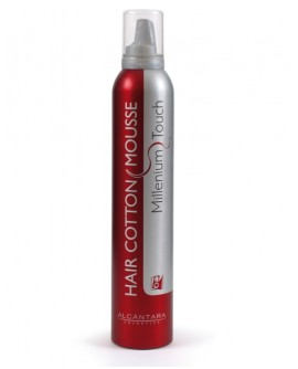 ALCANTARA ESPUMA MILENIUM TOUCH COTTON 300 ML