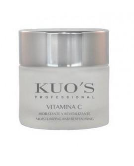 A.002 Crema Hidratante - Vitamina C - KUO'S